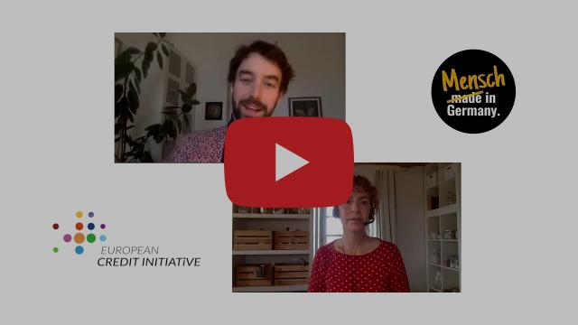 Im Gespräch mit Susanne Wiest zu Grundeinkommen und Kreditinitiative